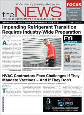 The ACHR News - September 20, 2021