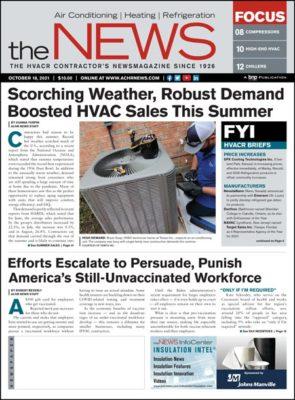 The ACHR News - October 18, 2021