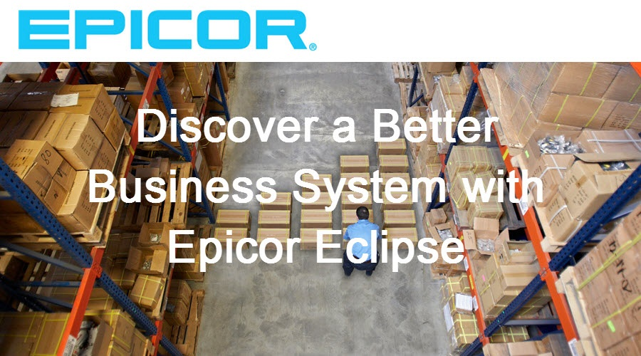 Epicor Releases Upgrades to Fit-for-purpose Software