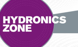 Hydronics Zone - The ACHR News