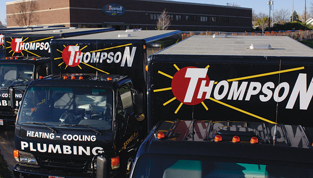 Thompson trucks