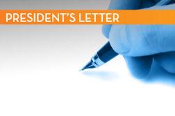 President's Letter