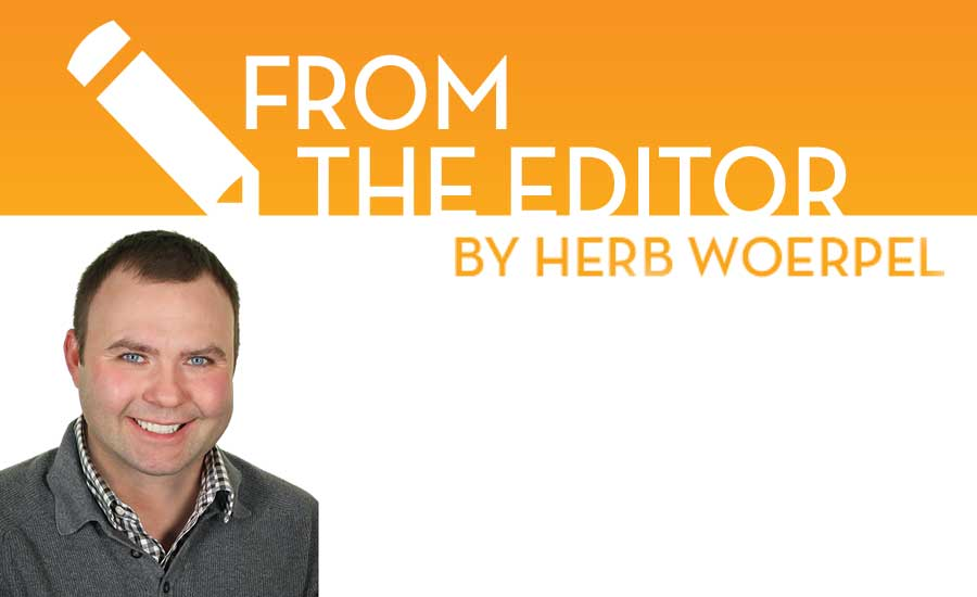 Herb from the editor
