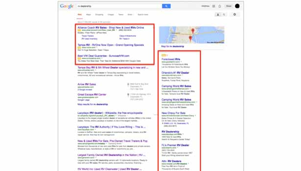Search ads are the most well-known pay per click quantity.