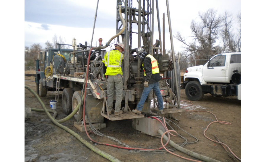 Geothermal Drill