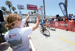 The Race Across America, powered by Trane, finished after 3,000 miles, with more than 300 cyclists participating.