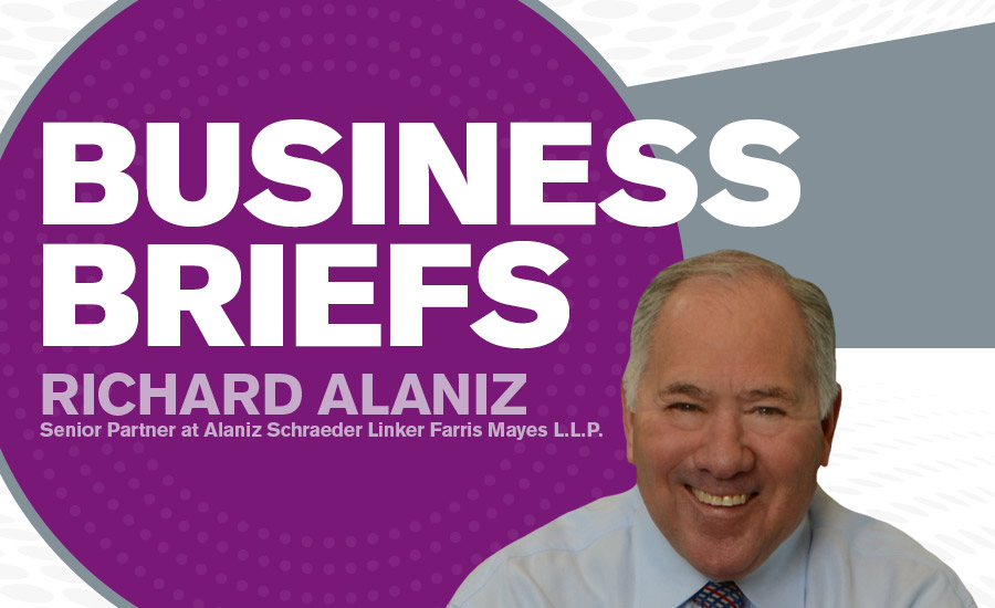 Business Briefs - Richard Alaniz