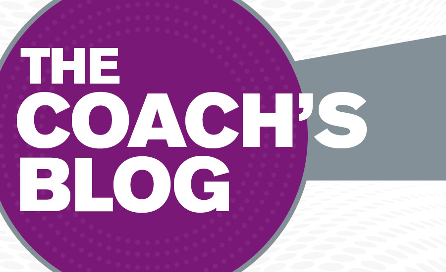 The Coach's Blog