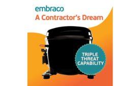 Embraco: Pressure Compressors