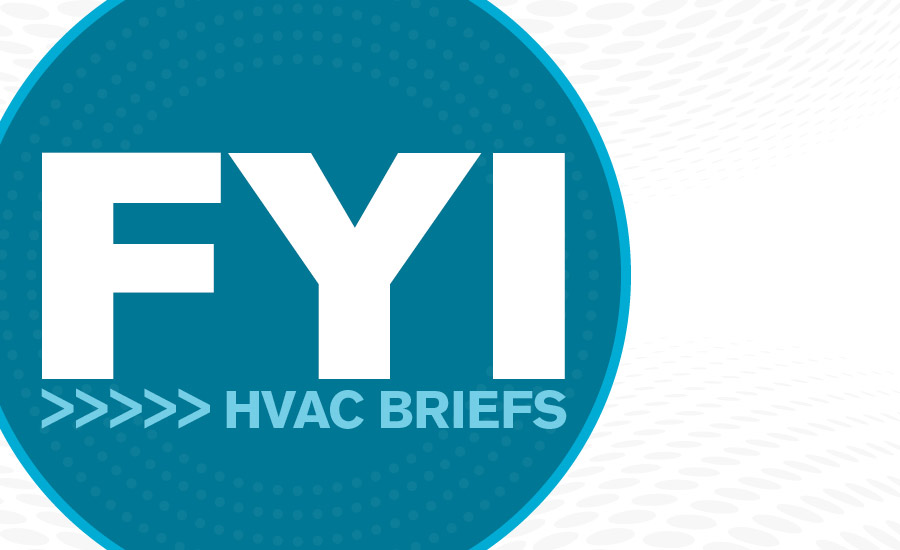 Hvac Manufacturers: Jan. 29, 2018   2018-01-29   Achrnews