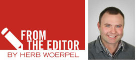 From the Editor - Herb Woerpel - Distribution Trends