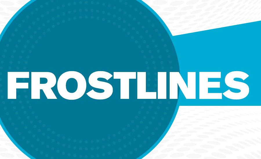 FROSTlines news ACHR NEWS