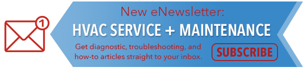 eNewsletter - HVAC Service + Maintenance - ACHR