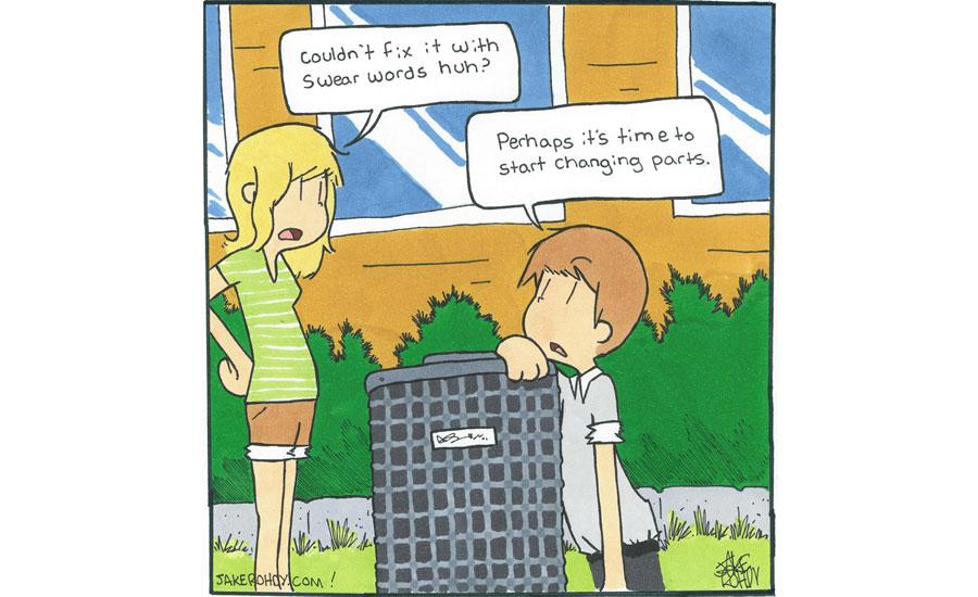 Hvacr Cartoon