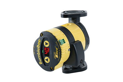 The HEC-2 is the next generation Bumble Bee high-efficiency variable speed circulator
