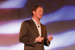 Robert O'Neill's keynote speech electrified the crowd with glimpses of a day in the life of a Navy SEAL Team 6 member.