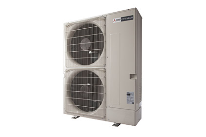 Mitsubishi Electric, heating and cooling system