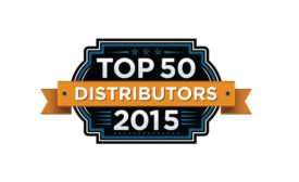 Top 50 HVACR Distributors for 2015