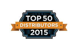 Top 50 HVACR Distributors for 2015