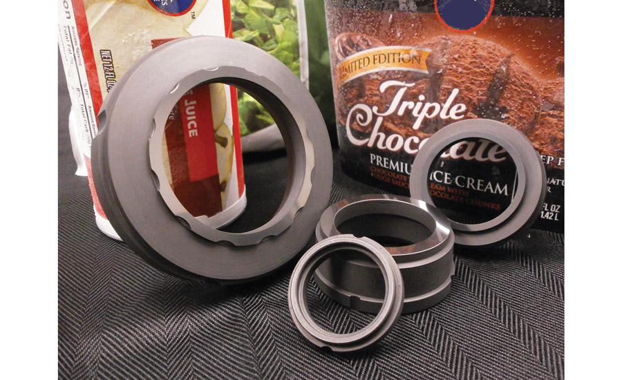 fresh air UV control Mechanical Seal Primary Rings for Sealing Refrigerants and Other Low Viscosity Liquids
