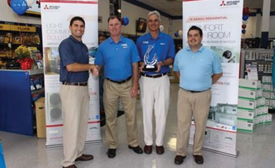 The Ware Group Florida Named South Business Unit Distributor of the Year