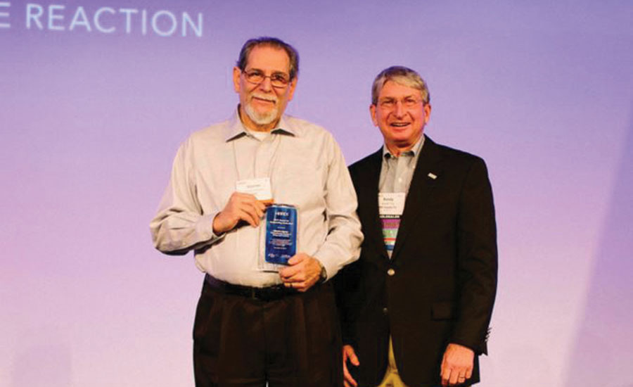 HARDI Recognizes Retiring Industry Veteran