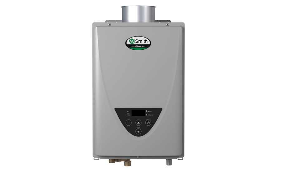 A.O. Smiths Concentric Venting, NonCondensing Models Make Tankless Water Heater Replacement a Snap