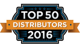 Top 50 HVACR Distributors 2016