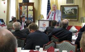 Senator Ron Johnson, HARDI Fly-in