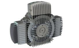 Regal Beloit Corp.'s new UlteMAX axial integral horsepower motor