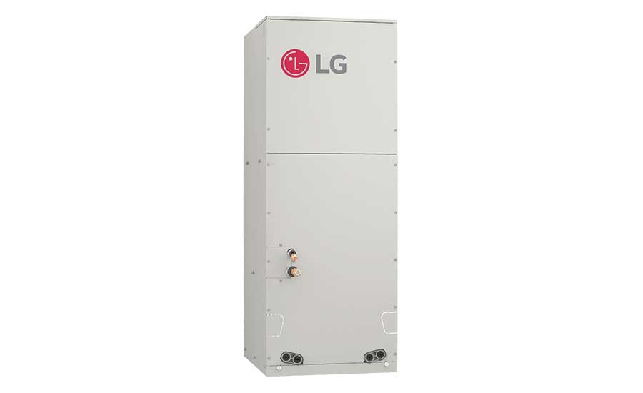 LG vertical air-handling unit