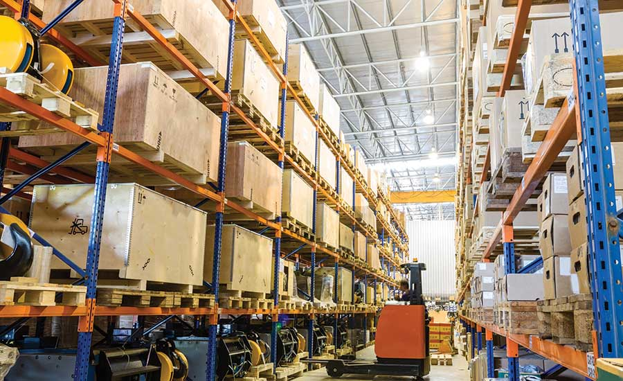 warehouse inventory check