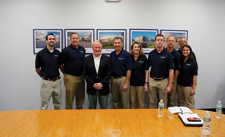 Congressman Lance Visits Johnstone Supply