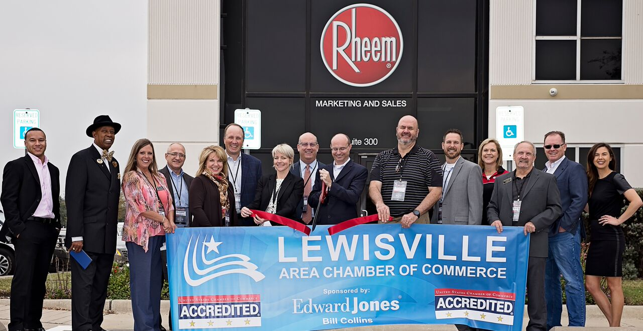Rheem new location texas