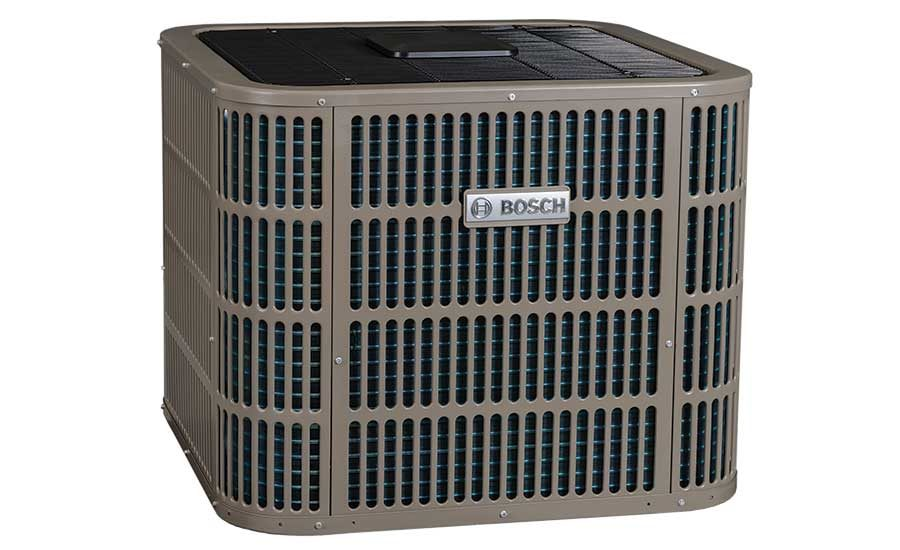 Bosch Debuts Its Inverter Ducted Split Air Source Heat Pump 2018 05 17 Distribution Center
