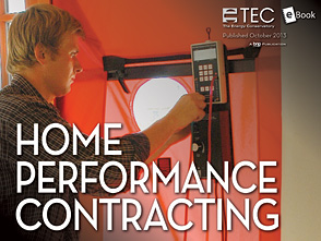 Home Performance Contracting