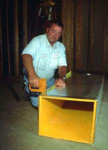 Brushing Up On Fiberglass Duct Insulation