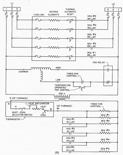 air conditioning ladder diagram wiring diagram rh 4 fomly be