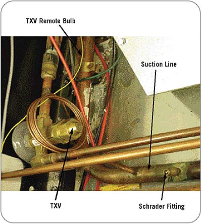 how to find temperature airconditioner ark