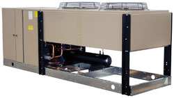 Do Heatcraft Refrigeration products provide climate control?