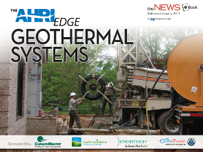 The AHRI EDGE Geothermal Systems