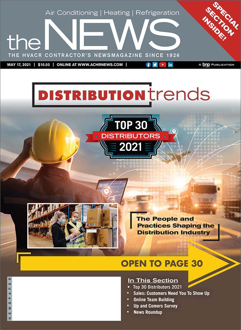 Distribution Trends article.