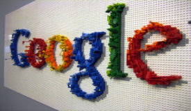Google Logo FT
