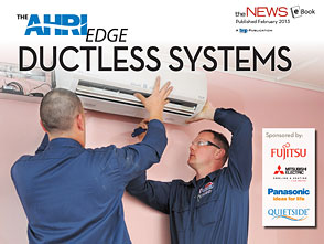The AHRI EDGE Ductless Systems