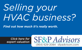 Selling Your HVAC Business?