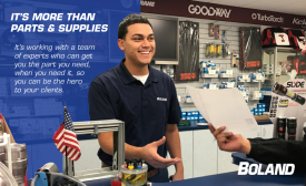 Boland-It's more than parts and supplies