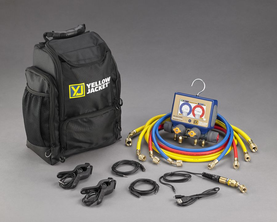 YELLOW JACKET® P51 TITAN™ Digital Manifold