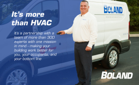 Boland- It's more than HVAC