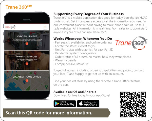 Trane 360: Supporting Every Degree of Your Business