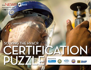 Solving the HVACR Certification Puzzle
